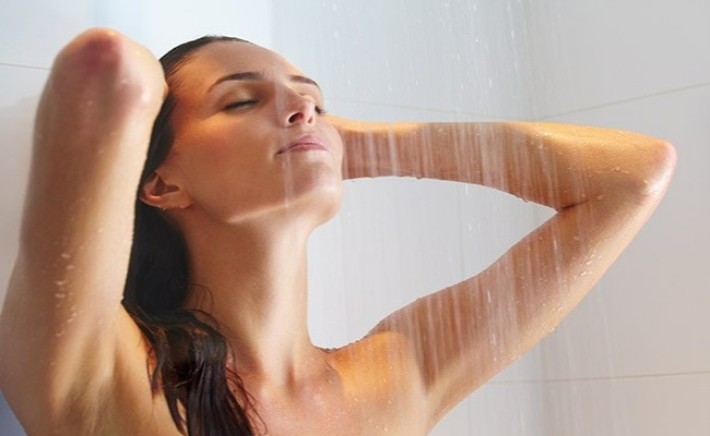 Cold Compress or Shower