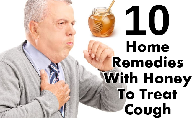 Home Remedies With Honey To Treat Cough