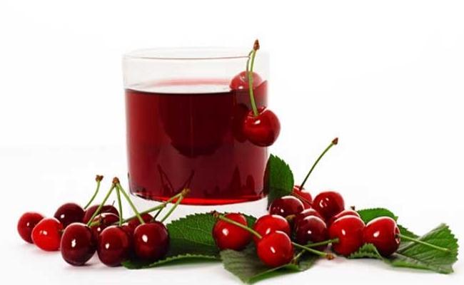 Juice of Tart Cherries