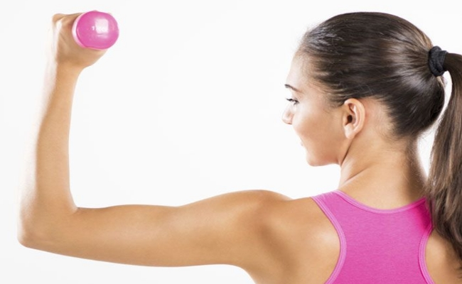 Strengthens Your Upper Arms