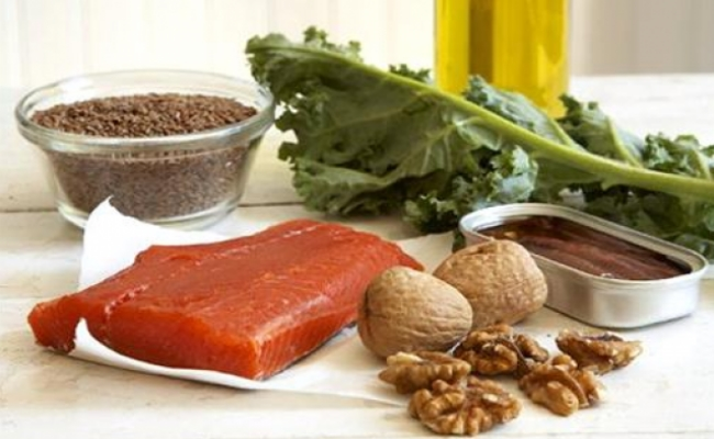 Omega-3 Fat Rich Foods