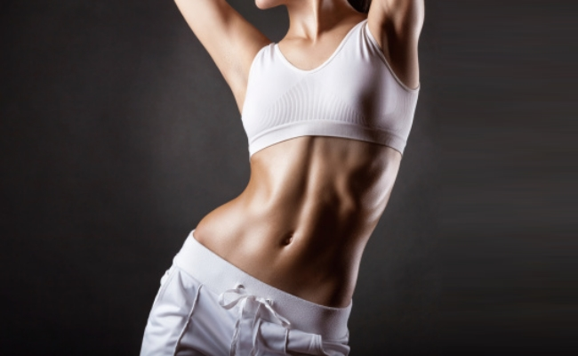Running can help to attain a well-toned body