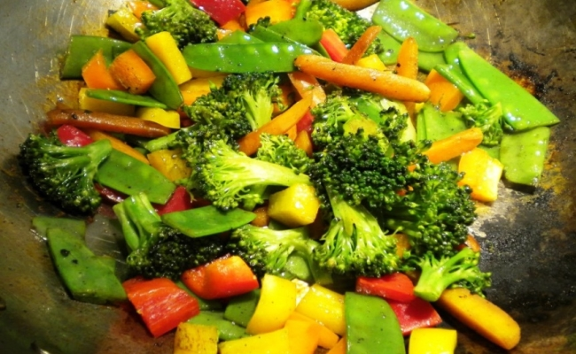 Well Cooked Vegetables