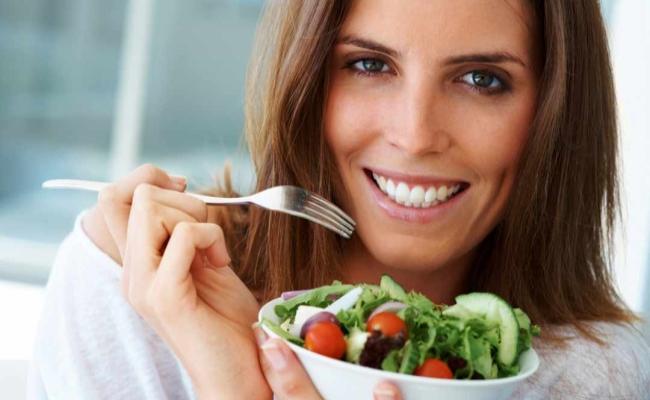 Eat Healthy Balanced Diet