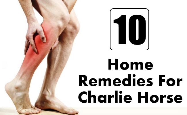 Home Remedies For Charlie Horse