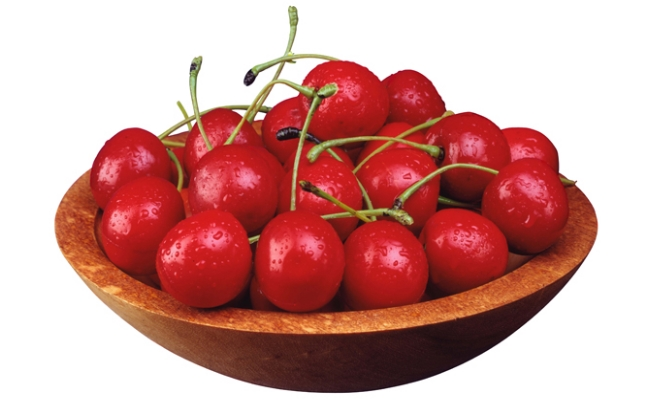 Eat Fresh Tart Cherry To Treat Gout