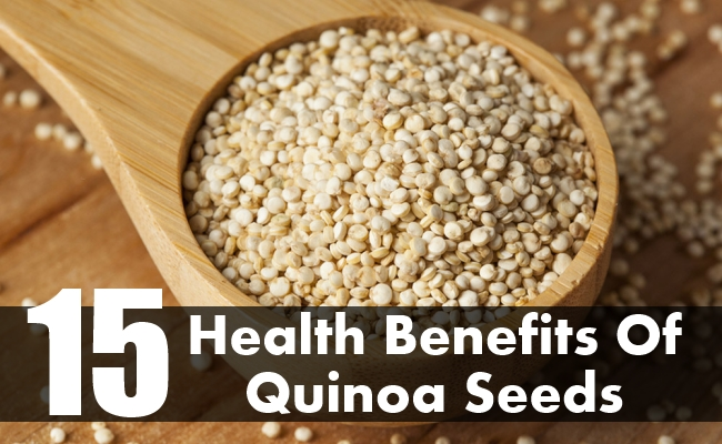 Health Benefits Of Quinoa Seeds