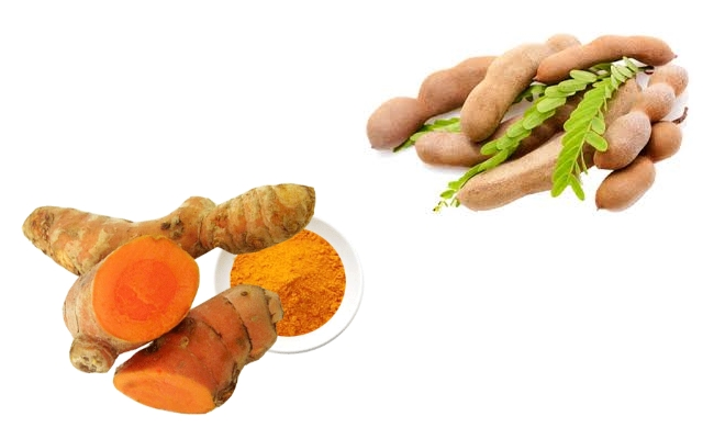 Turmeric And Tamarind