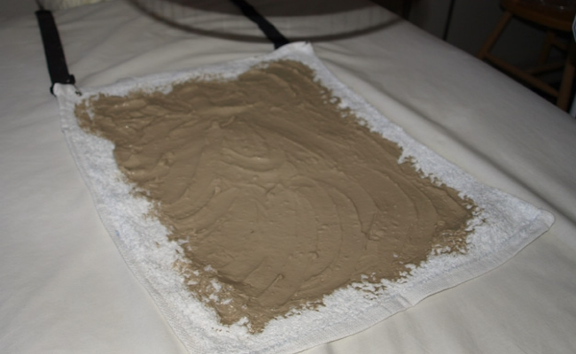 Use Clay Poultice