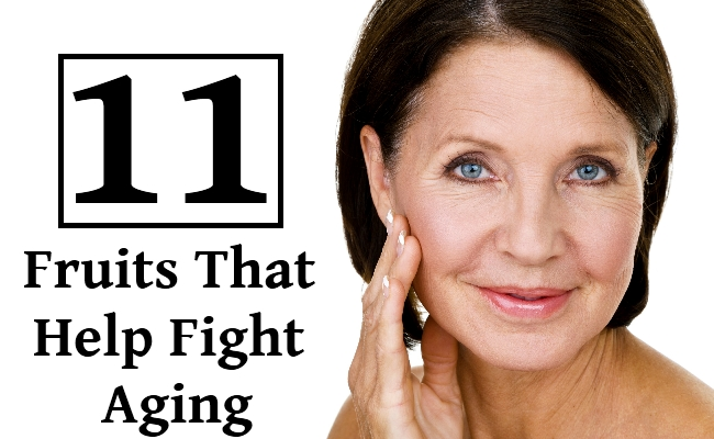 Fruits That Help Fight Aging