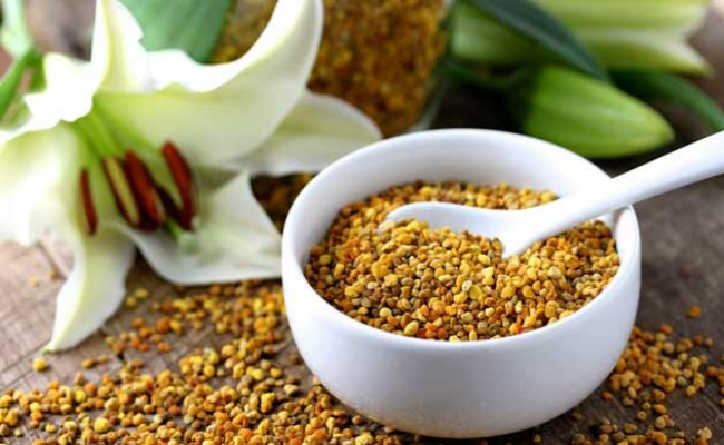 Health Benefits Of Bee Pollen