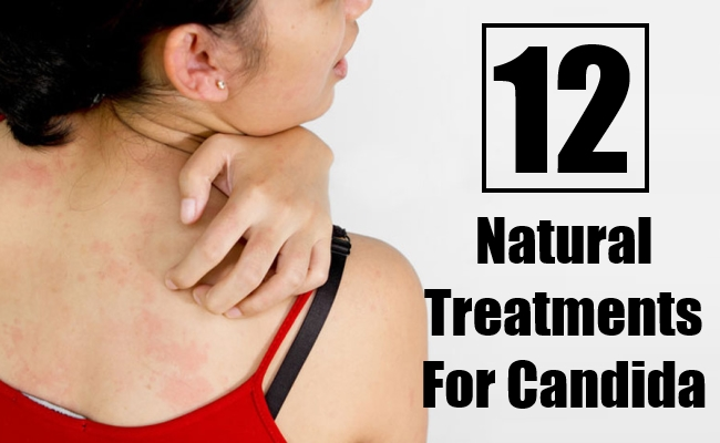 Natural Treatments For Candida
