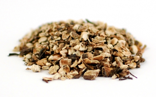 Use Dry Burdock Root