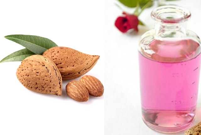 Almond And Rose Water