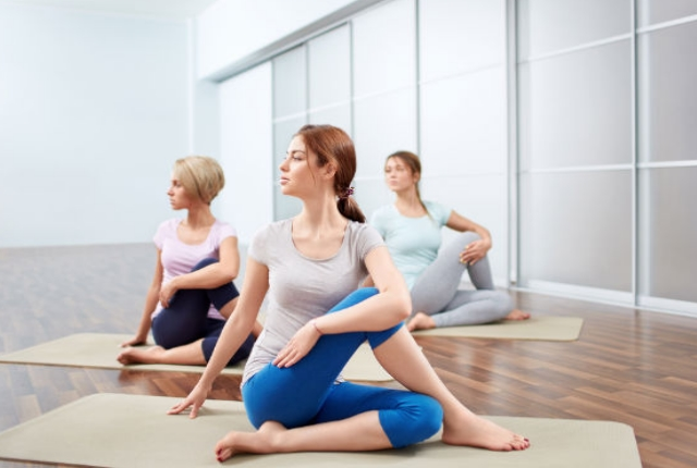 Yoga And Exercises
