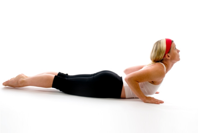 A Relaxed Plank