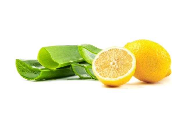 Aloe Vera Lemon Juice For Oily And Dark Skin