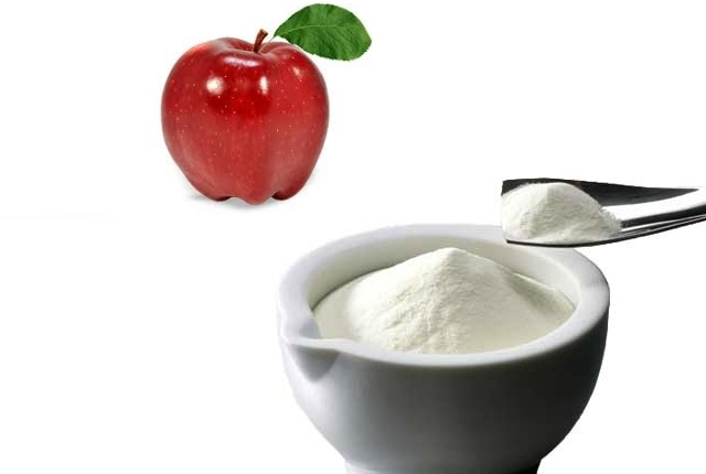 Apple and Milk Powder Face pack