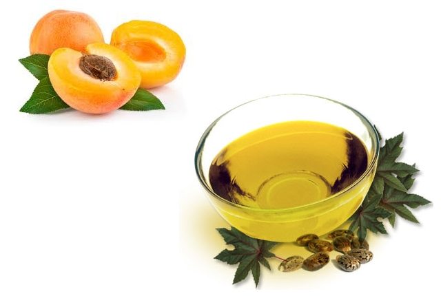 Apricot And Castor Oil