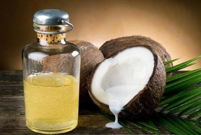Coconut Oil Detangler