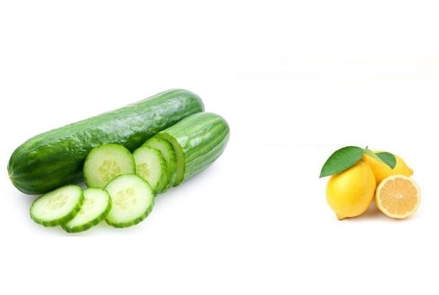 Lemon And Cucumber