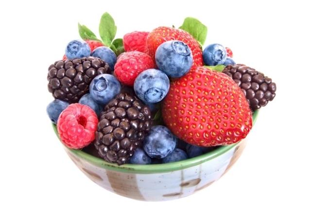 Nutrition Rich Berries