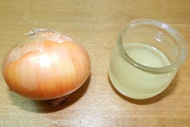 Onion Juice Tonic For Hair Fall