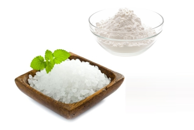 Epsom Salt And Baking Soda