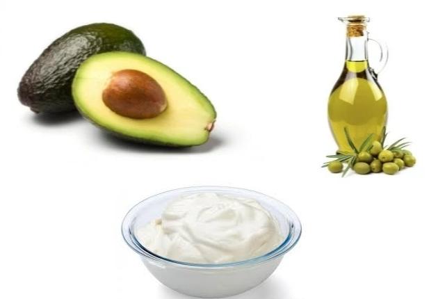 Yogurt, Olive Oil, And Avocado