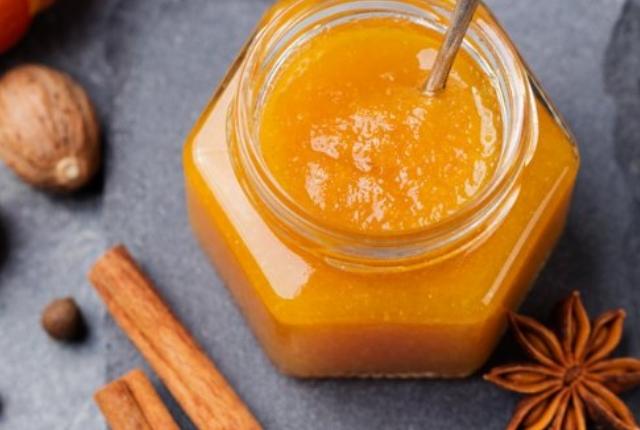 Cinnamon, Pumpkin Anti-Aging Mask