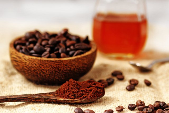 Coffee And Honey Skin Firming Mask
