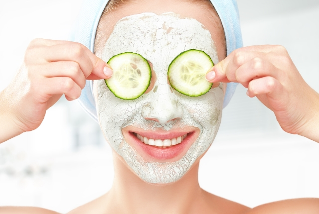 Cucumber And Parsley Mask