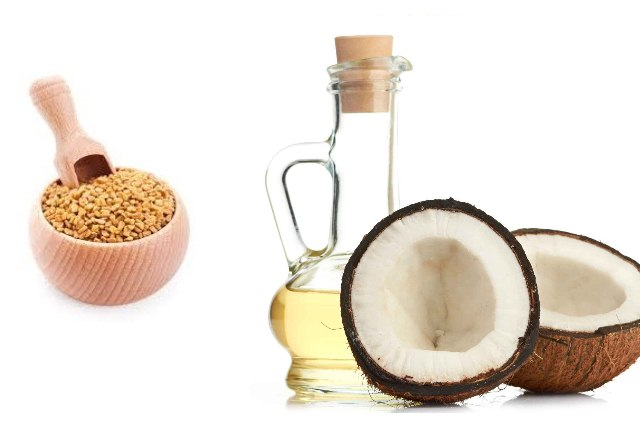 Fenugreek And Coconut Oil