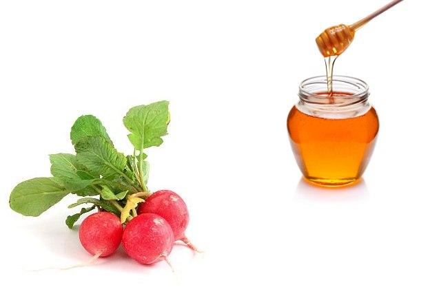 Radish And Honey