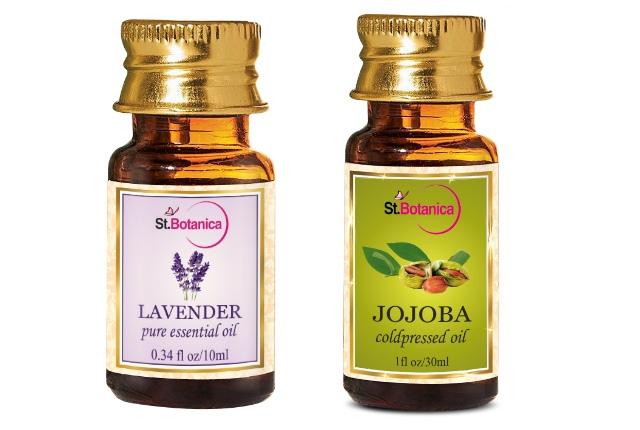 Lavender And Jojoba Hair Spray