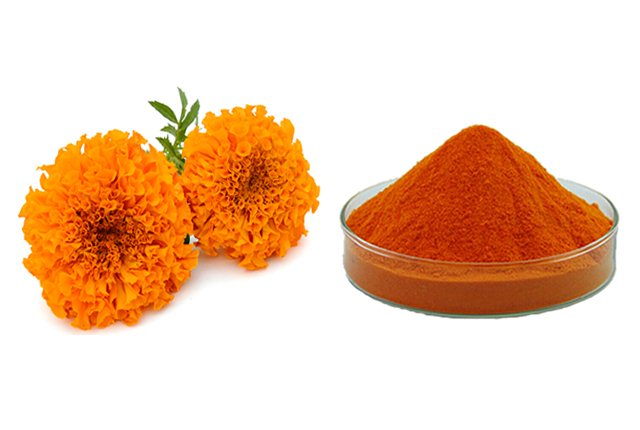 Marigold With Turmeric