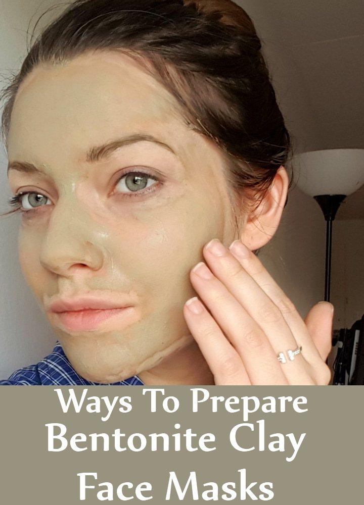 5 Best Ways to Prepare Bentonite Clay Face Masks