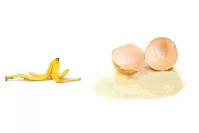 Banana Peel And Egg Pack