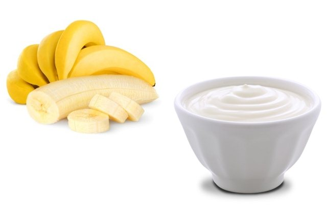 Image result for curd banana face pack
