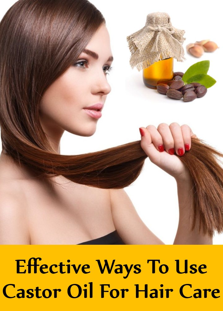 5 Effective Ways To Use Castor Oil For Hair Care
