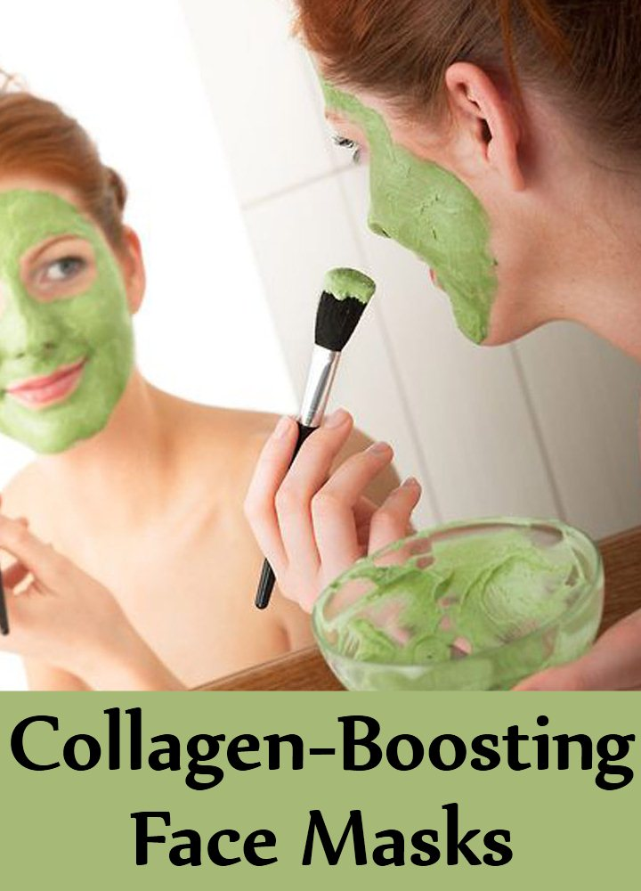 Homemade Collagen-Boosting Face Masks