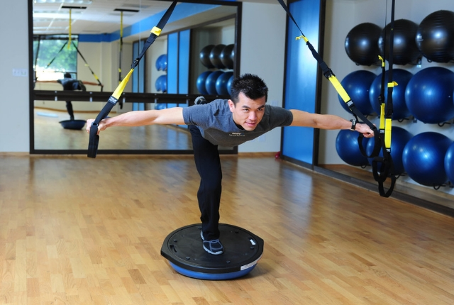 increase in flexibility