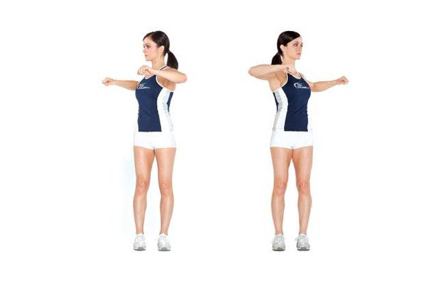 Image result for Upper Body Rotation standing