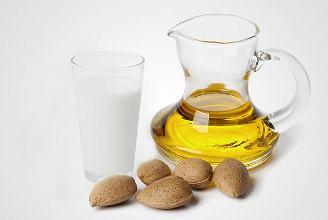 Almond Oil With Milk