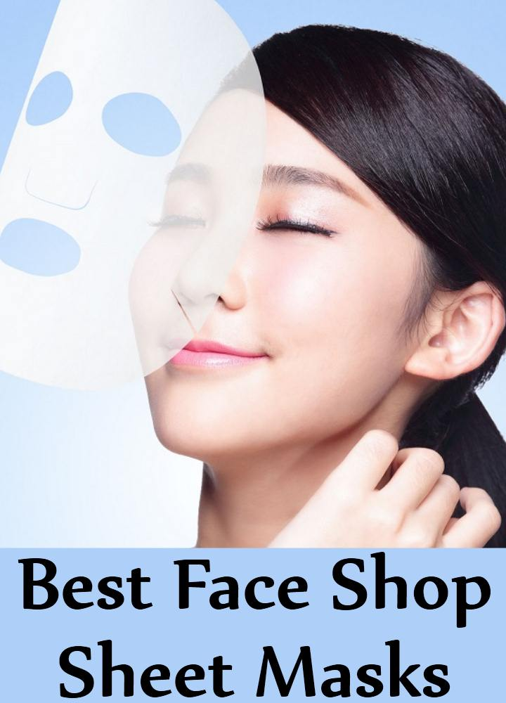Face Shop Sheet Masks You Should Try To Get Glowing Skin