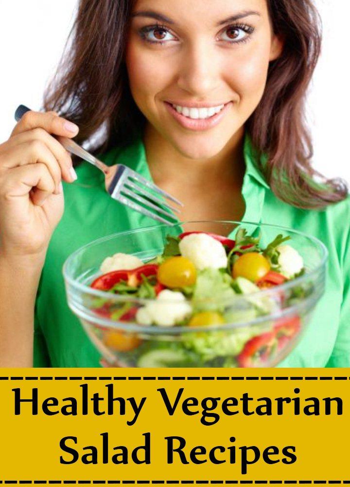 5 Healthy Vegetarian Salad Recipes