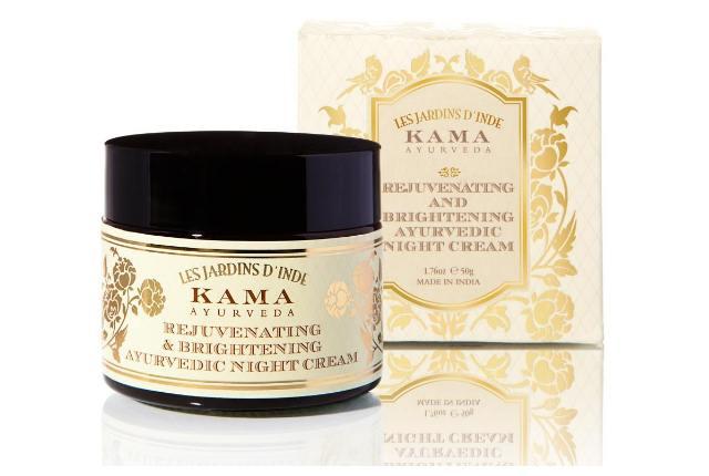 Kama Rejuvenating And Brightening Ayurvedic Night Cream