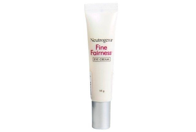 Neutrogena Fine Fairness Eye Cream