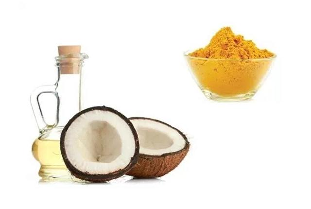 Coconut Oil And Turmeric
