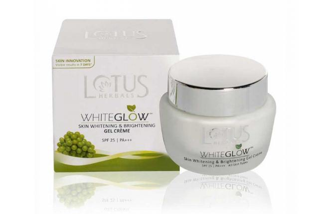 Lotus Herbals Whiteglow Skin Whitening & Brightening Gel Creme